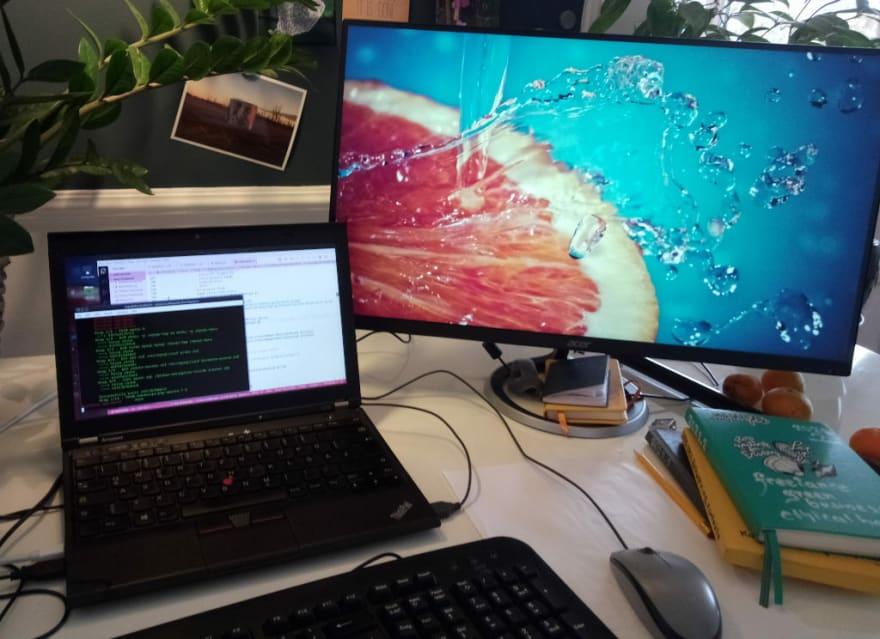 Refurbed ThinkPad als a Linux-Laptop im Jahr 2021